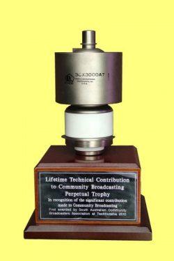 Technorama perpetual award