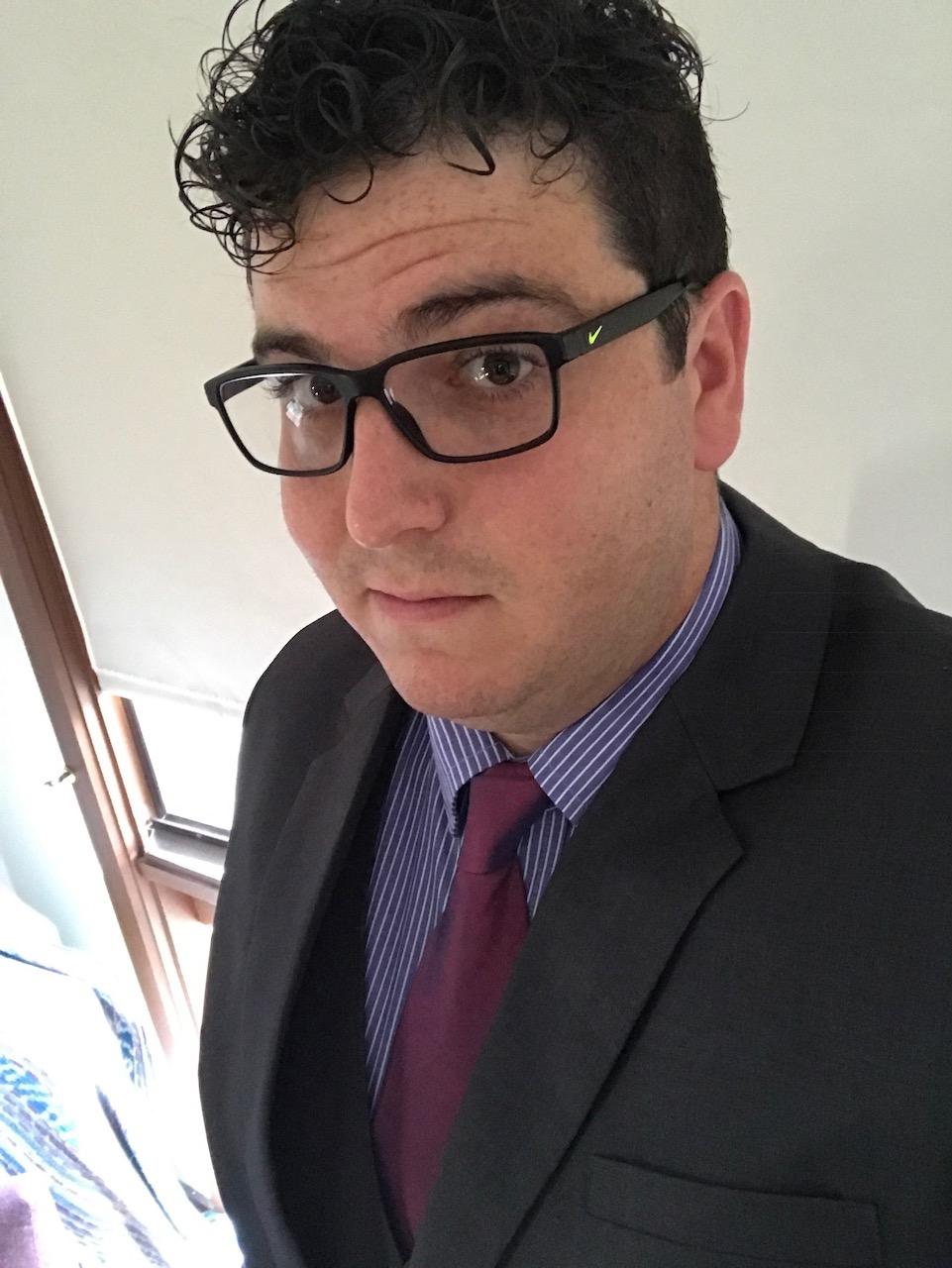Josh Pearson joins Techorama Committee