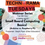 TR Tuesday today: small boards are big!