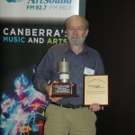 Greg Segal gets well deserved gong at TR11 in Canberra