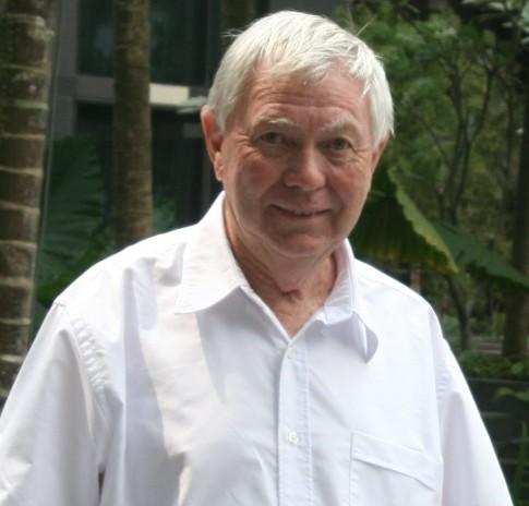 Van Richards-SmithTR15 Guest of Honour